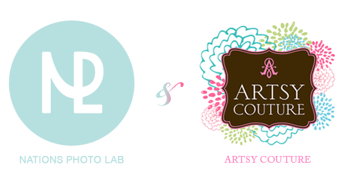 Instaproofs + Nations Photo Lab & Artsy Couture